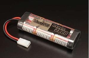 ラジコン ニッケル水素 バッテリー